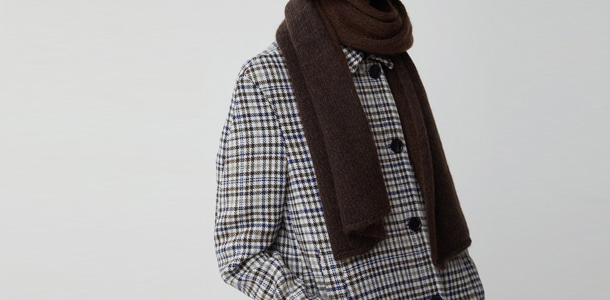Winter Check Jacket